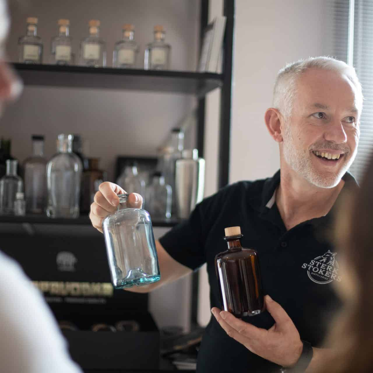 Eigen sterke drank maken met Sterkstokers gin