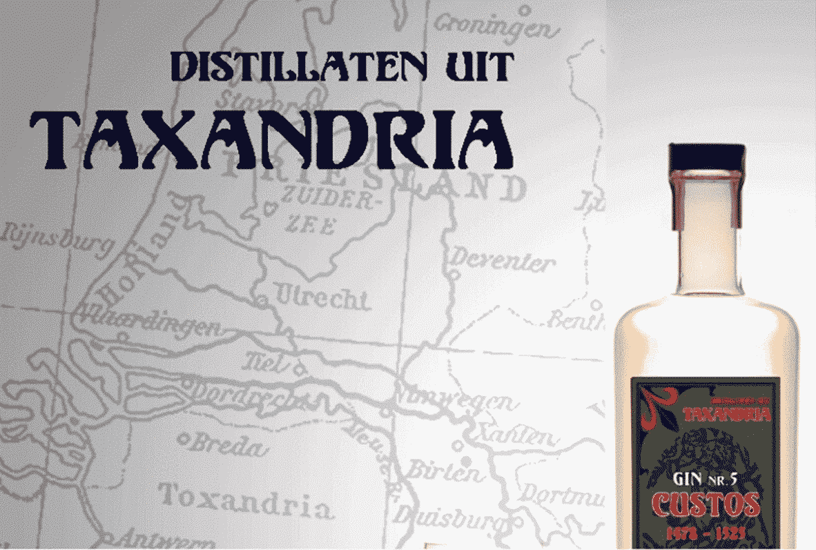 Taxandria Ons verhaal geschiedenis van Sterkstokers