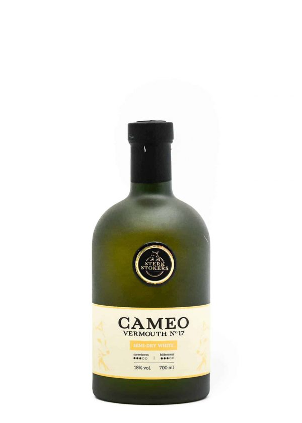 Cameo Vermouth 17 by Sterkstokers