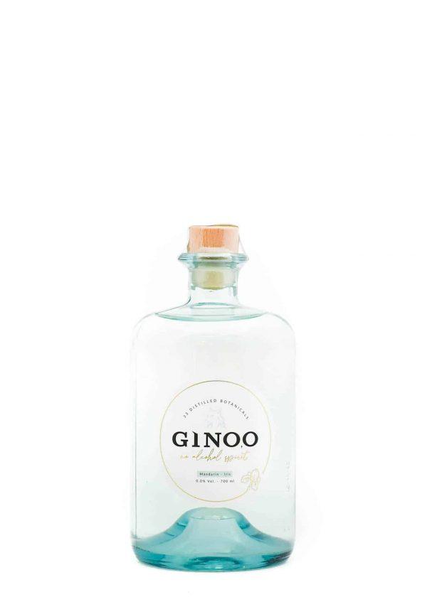 Ginoo alcoholvrije gin van Sterkstokers
