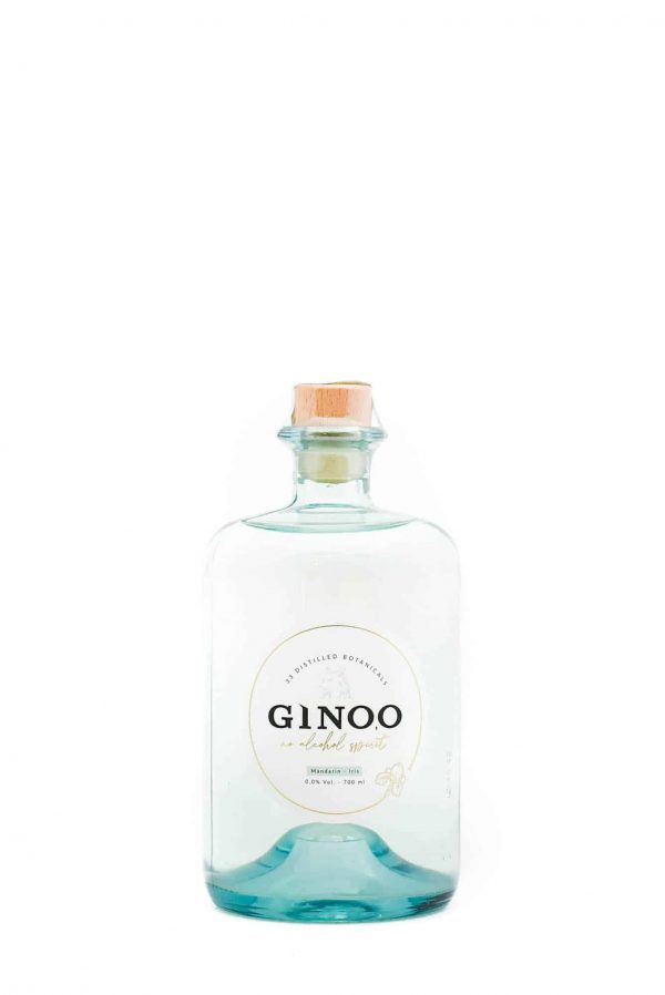 Ginoo gin with no alcohol by Sterkstokers