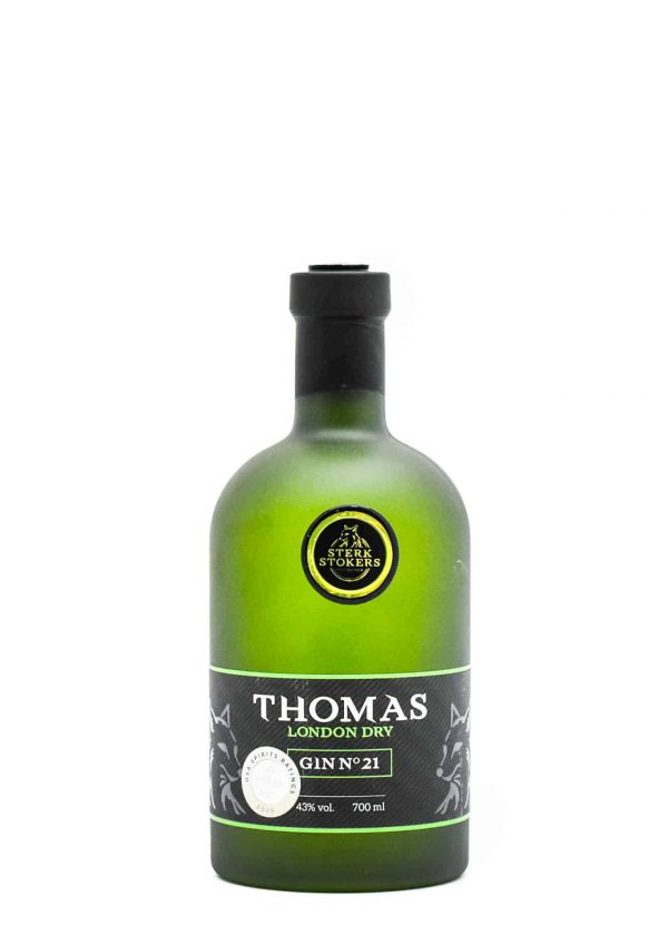 Thomas London Dry Gin from Sterkstokers