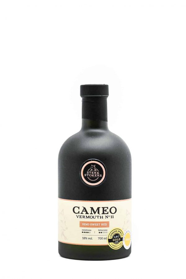 Cameo Vermouth nr11 red from Sterkstokers