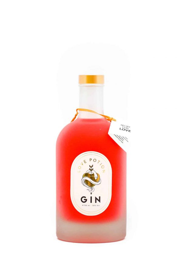 Love Potion Gin van Sterkstokers