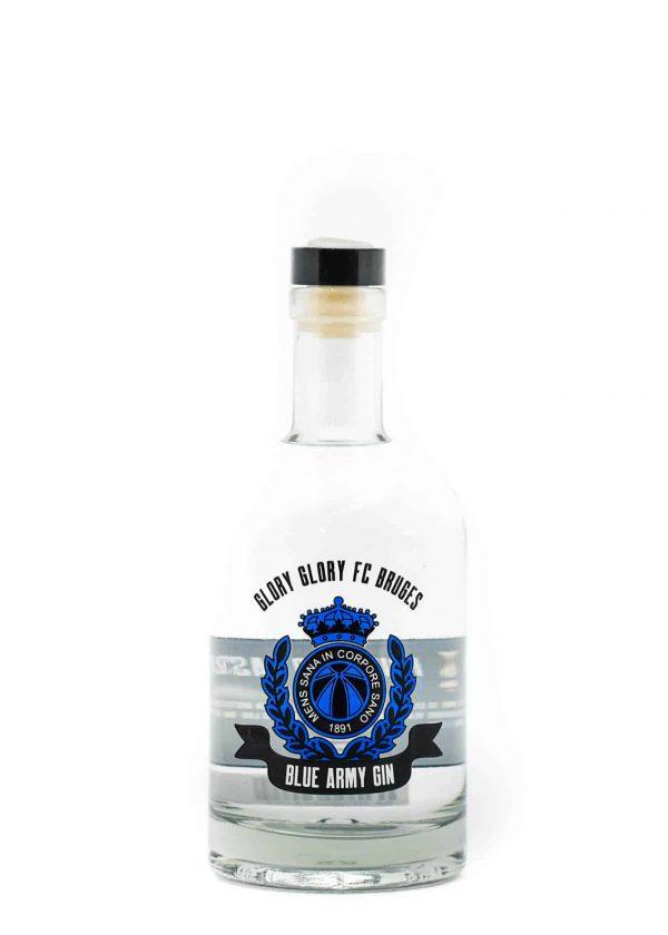 Blue Army Gin Club Brugge