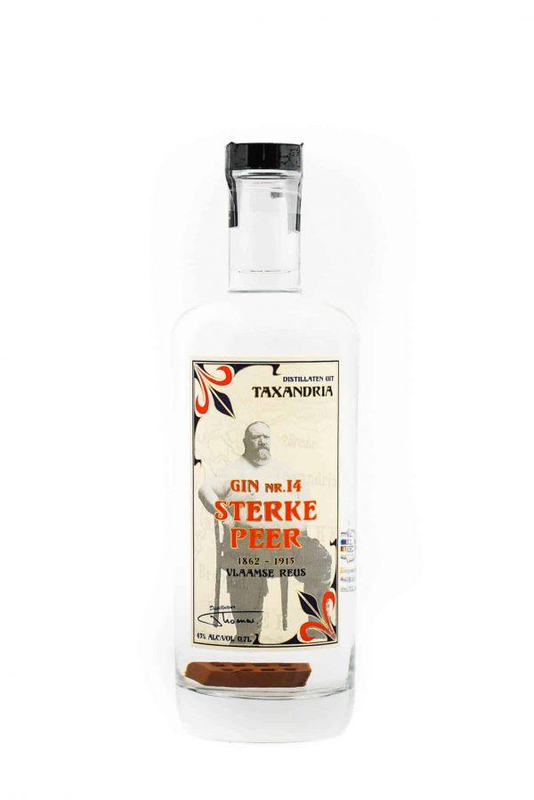 Sterke Peer Gin van Sterkstokers