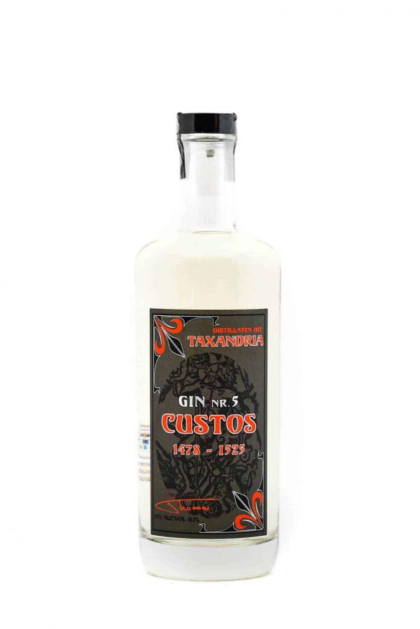 Taxandria Custos Gin van Sterkstokers