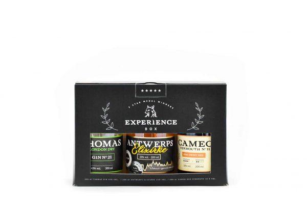 Sterkstokers Experience Box met sterkedranken