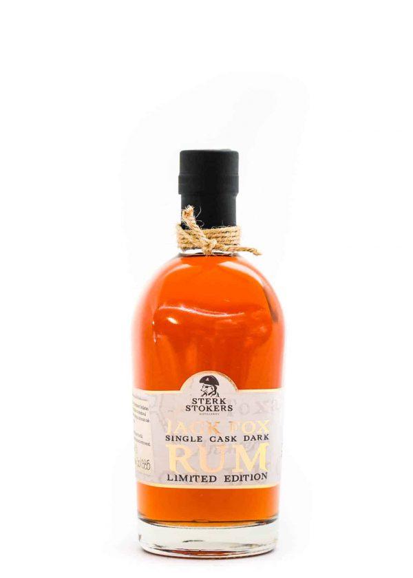 Jack Fox Rum van Sterkstokers Limited Edition