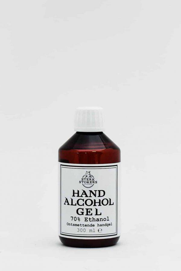 Gel hydroalcoolique de Sterkstokers - 300 ml
