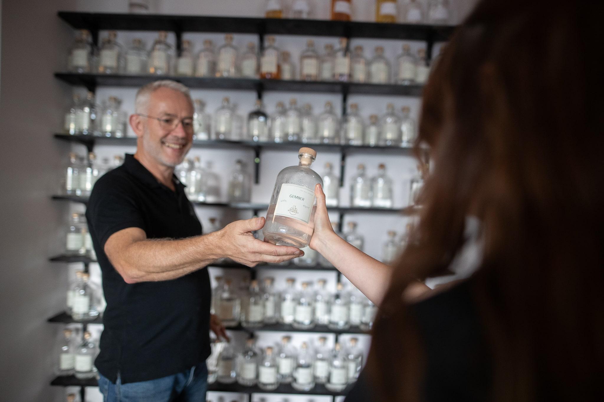 Sterkstokers Maak je eigen drank voor Private Label Horecazaken en Bedrijven