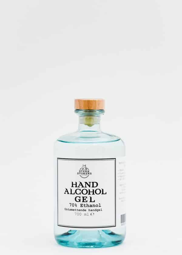 Sterkstokers Hand Acolhol gel 700 ml formaat