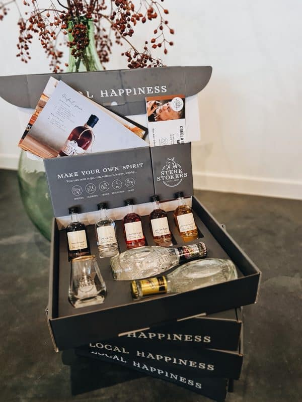 Sterkstokers Gin Tasting Box