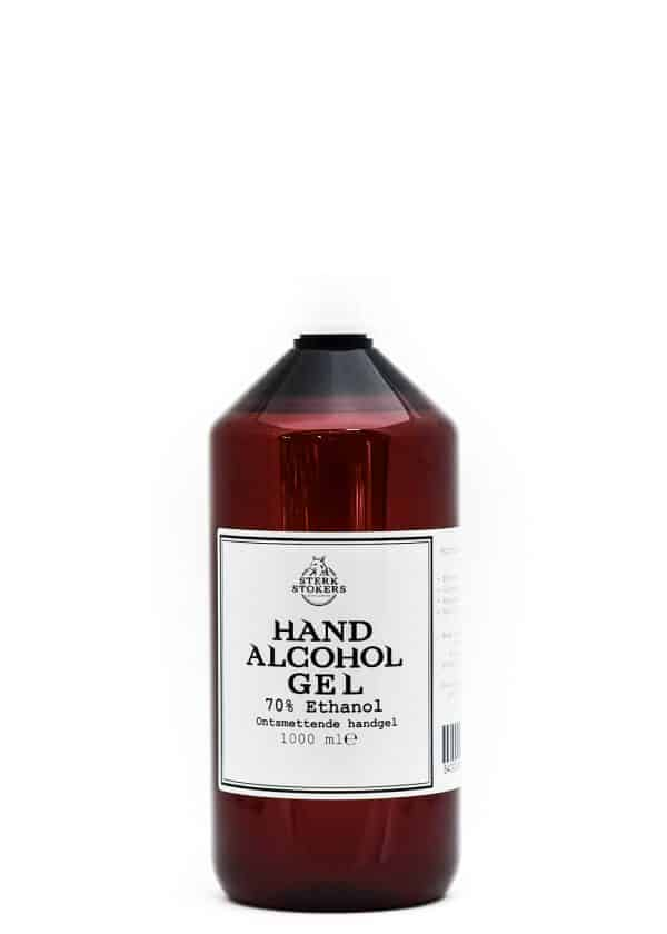 Hand Alcohol gel Sterkstokers - 1000 ml