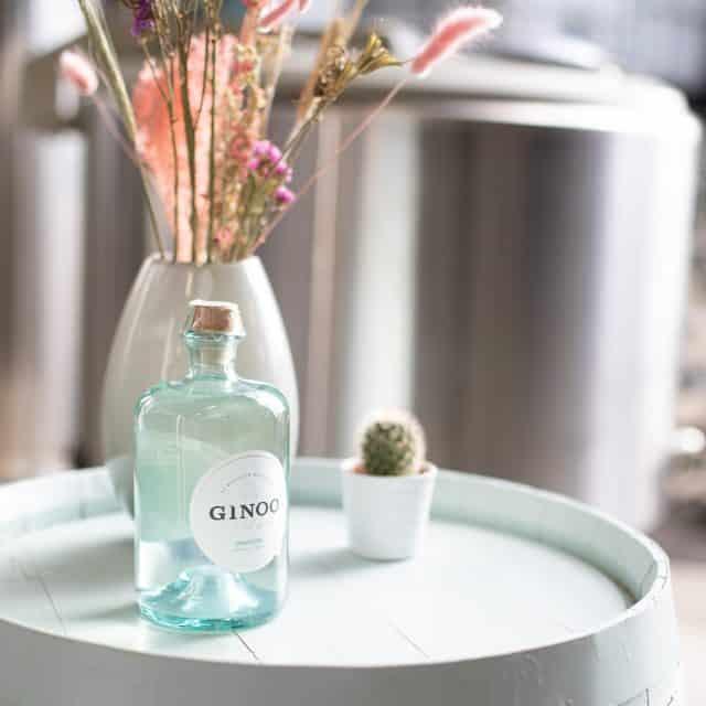 GINOO alcoholvrije gin variant van Sterkstokers