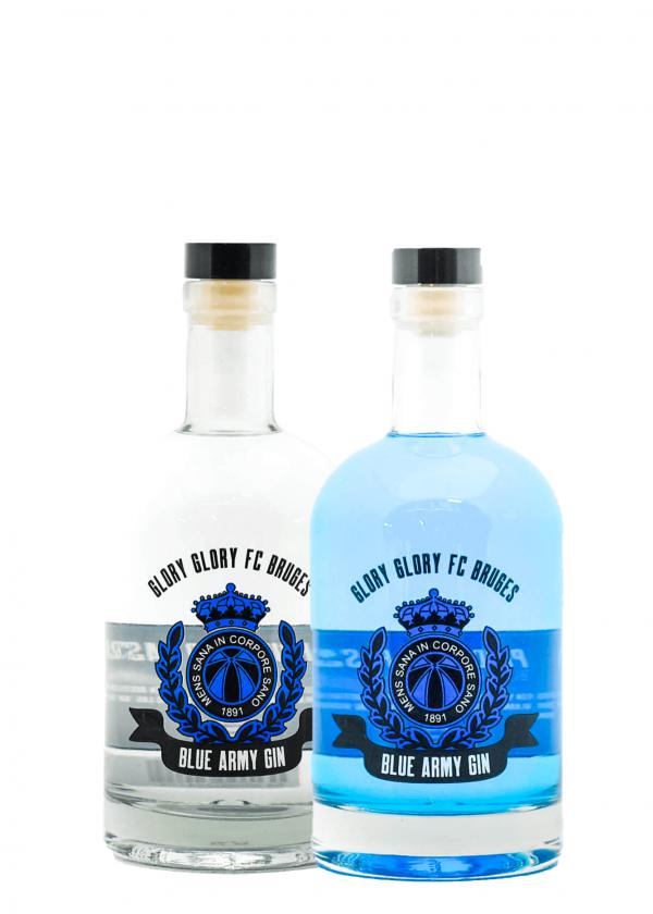 Club Brugge Blue Army Gin Duo Pack